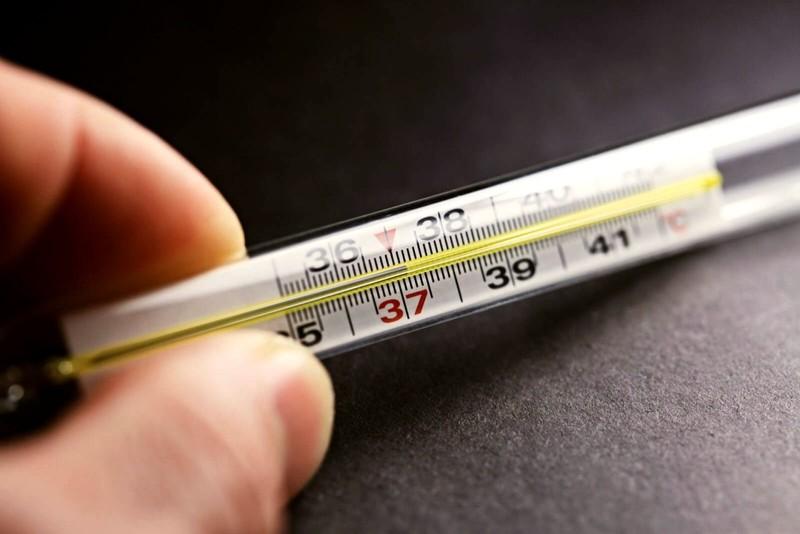 Ломит тело температура 38 что делать